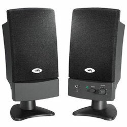 Cyber Acoustics CA-2100WB Multimedia Speaker System