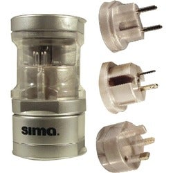 Sima SIP-3 Portable Plug Set for International Travel