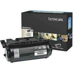 Lexmark Black Extra High Yield Return Program Toner Cartridge