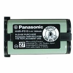 Panasonic HHR-P513A Nickel-Metal Hydride Cordless Phone Battery
