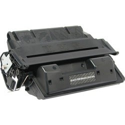 V7 Black Toner Cartridge For HP LaserJet 4000 and 4050 Series Printers - 6000 Page - Black