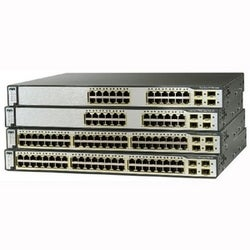 Cisco Catalyst 3750 24-Port Multi-Layer Ethernet Switch with PoE