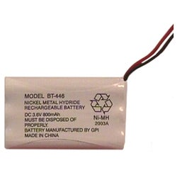 Uniden BT-446 Nickel Metal Hydride Cordless Phone Battery