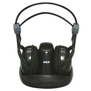 RCA WHP141 900MHz Wireless Stereo Headphone