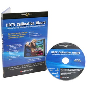 Monster Cable ISF HDTV Calibration Wizard