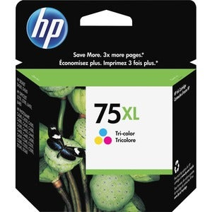 HP 75XL Tri-Color Ink Cartridge For Officejet 5700 Series Printer