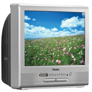 Haier TCR13 13-inch TV/DVD Combo