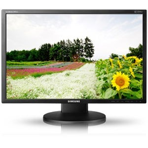 Samsung SyncMaster 2443BW Widescreen LCD Monitor