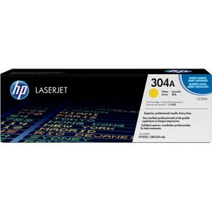 HP Yellow Toner Cartridge For Color LaserJet CP2020 Series and CM2320
