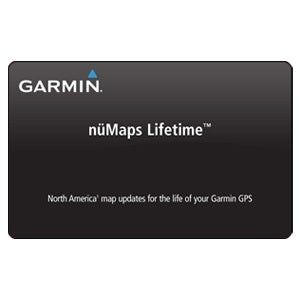 Garmin n�s Lifetime North America Digital Map