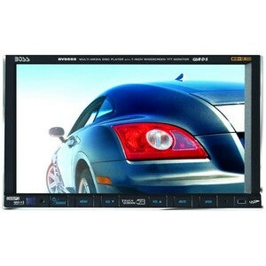 Boss BV9555 Car Video Player