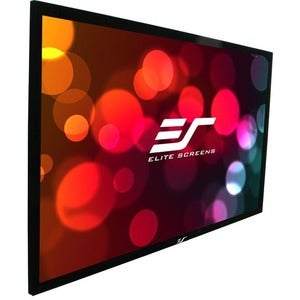 Elite Screens SableFrame ER110WH1 Fixed Frame Projection Screen