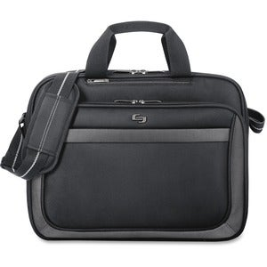 Solo Sterling Ballistic Poly 15-inch Laptop Slim Brief