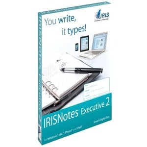 O.biz I.R.I.S IRISnotes Executive 2 Digital Pen at Sears.com