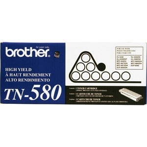 Brother Black Toner Cartridge (1-pack)