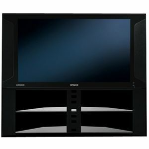 Hitachi UltraVision VG825 Series 60 inch Projection TV (Refurbished)