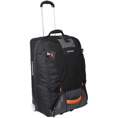 Wenger Sierre Travel/Luggage Case (Roller) for Travel Essential - Gra