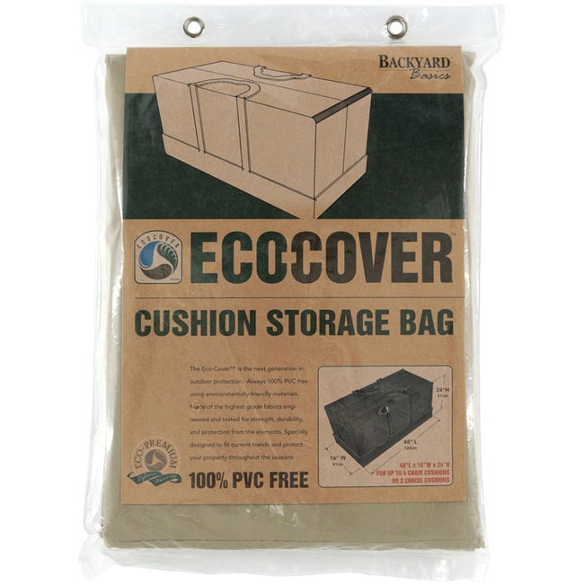 Mr. Bar.B.Q Eco-Cover Cushion Storage Bag at Sears.com