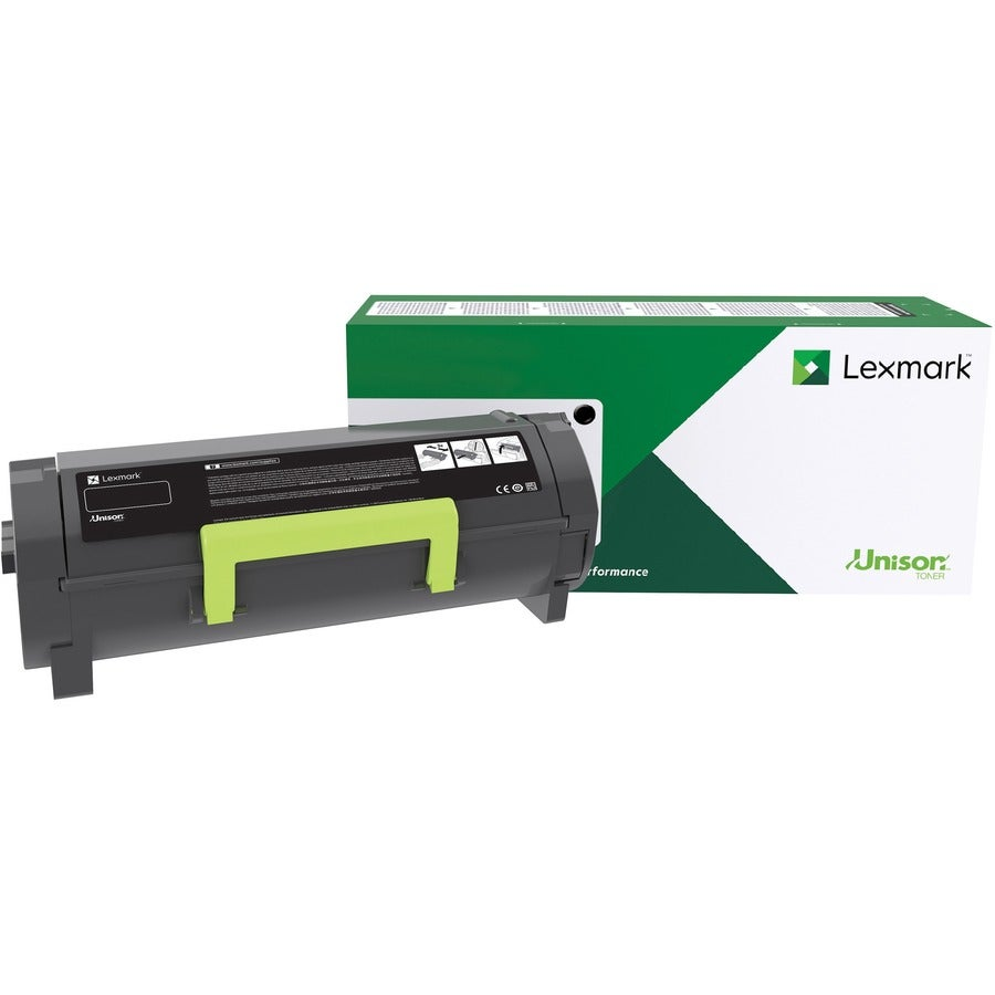 Lexmark Unison 601X Toner Cartridge - Black