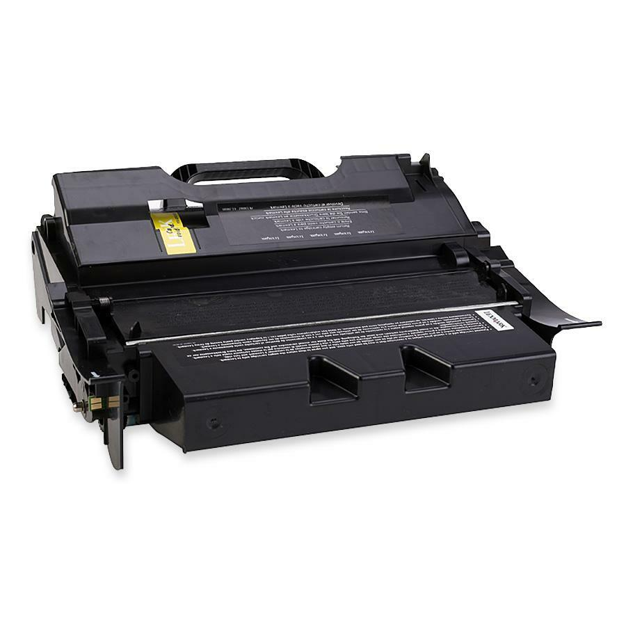 Lexmark T640, T642, T644 High Yield Return Program Print Cartridge