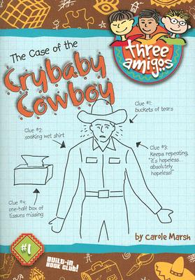 The Case of the Crybaby Cowboy (Paperback)