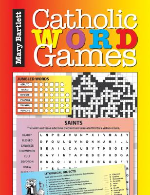 Catholic Word Games (Paperback)