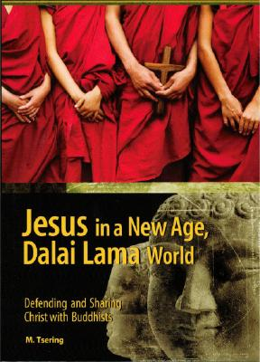Jesus in a New Age, Dalai Lama World (Paperback)