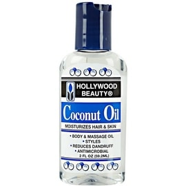 Hollywood Beauty Coconut Oil, 2 oz