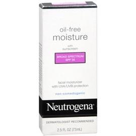 Neutrogena Oil-Free Moisture SPF 35 2.50 oz