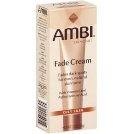 Ambi Fade Cream for Oily Skin, 2 oz