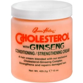 QUEEN HELENE Cholesterol Conditioning/Strengthening Cream With Ginseng 15 oz