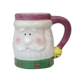 Just for You Ghirardelli Santa Holiday Mug Gift Set