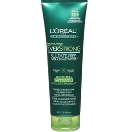 L'Oreal EverStrong Sulfate-Free Thickening Conditioner 8.50 oz