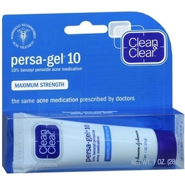CLEAN & CLEAR Persa-Gel 10 Maximum Strength 1 oz