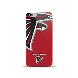 IPHONE 6 NFL OVERSIZED SNAP BACK TPU CASE ATLANTA FALCONS