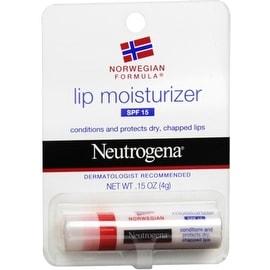 Neutrogena 0.15-ounce Lip Moisturizer SPF 15