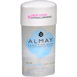 Almay Anti-Perspirant & Deodorant Fragrance Free Clear Gel 2.25 oz