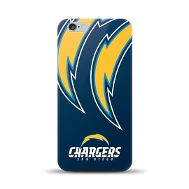 IPHONE 6 PLUS NFL OVERSIZED SNAP BACK TPU CASE SAN DIEGO CHARGERS