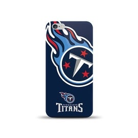 IPHONE 6 NFL OVERSIZED SNAP BACK TPU CASE TENNESSEE TITANS