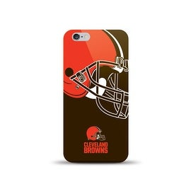 IPHONE 6 NFL OVERSIZED SNAP BACK TPU CASE CLEVELAND BROWNS