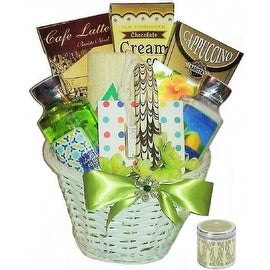 Me Time Bath and Sweets Basket