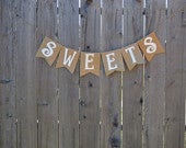 Sweets Banner