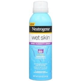 Neutrogena 5-ounce Wet Skin Sunblock Spray SPF 85+