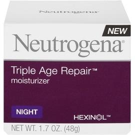 Neutrogena Triple Age Repair Night Moisturizer, 1.7 oz