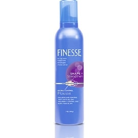 Finesse Shape + Strenghten 7-ounce Extra Control Mousse