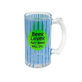 Our Name Is Mud Beer Lover Glass Stein