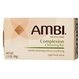 Ambi Complexion Cleansing Bar Soap, 3.5 oz