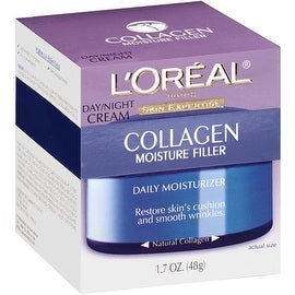 L'Oreal Skin Expertise Collagen Moisture Filler Daily Moisturizer Day/Night Cream 1.70 oz