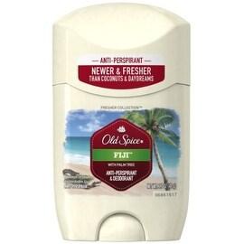 Old Spice Fresh Collection Invisible Solid Anti-Perspirant & Deodorant, Fiji Scent 1.7 oz