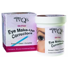 Andrea Eye Q's Oil-Free Make-Up Correctors 50 ea